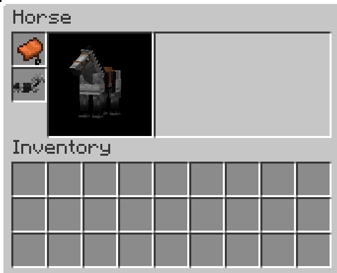 Horse Inventory