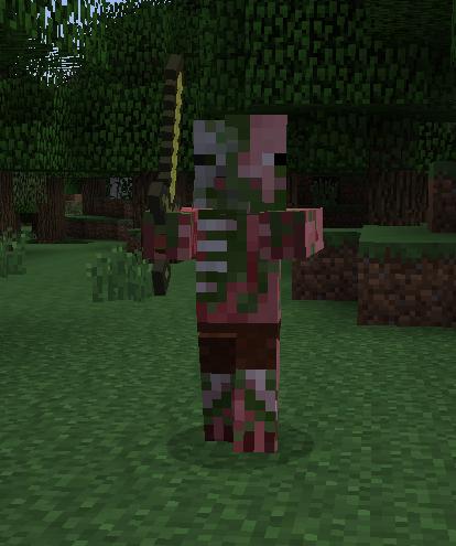 zombie pigman image